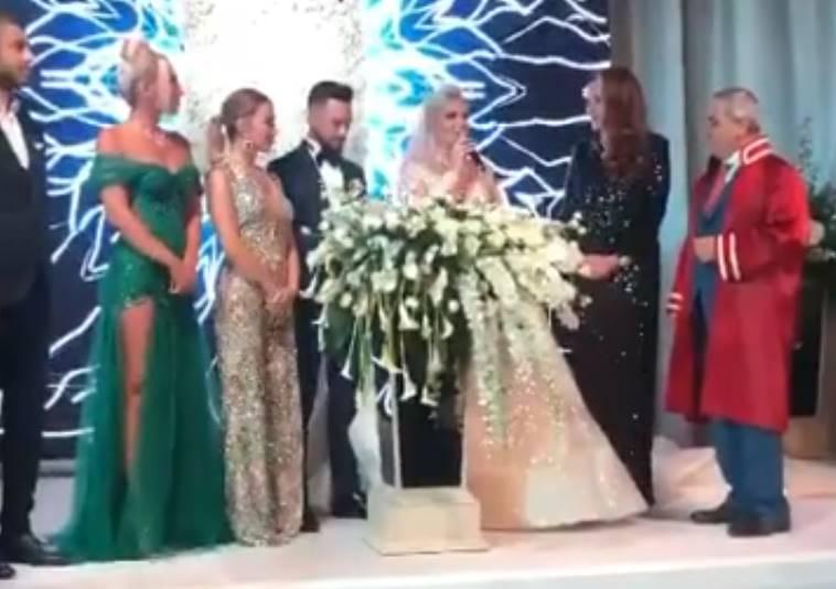 selin ciğerci düğün