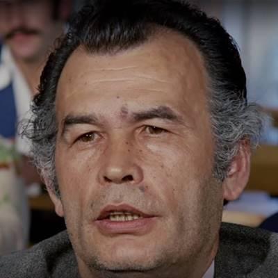 Cengiz Nezir babası