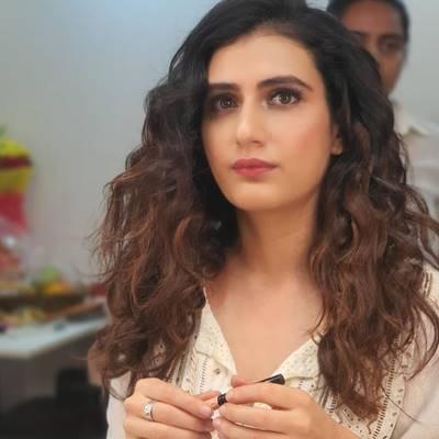 Fatima Sana Shaikh yaş