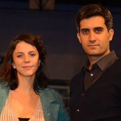 Mehmet Ali Alabora eşi