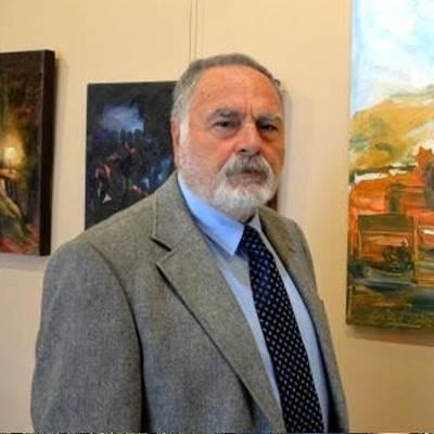 Mehmet Ali Meriç - Ressam